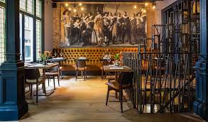 hippe restaurants Amsterdam