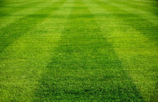 Onderhoud sportvelden